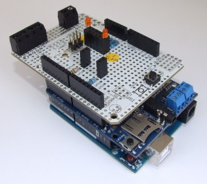 Prototype Smart-Fx board